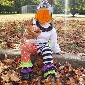 2Pc Halloween Set